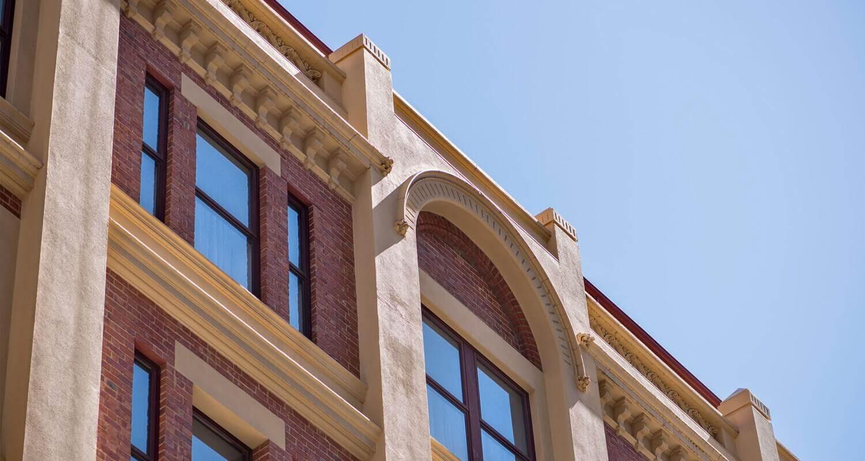 building | Franklin Apartments